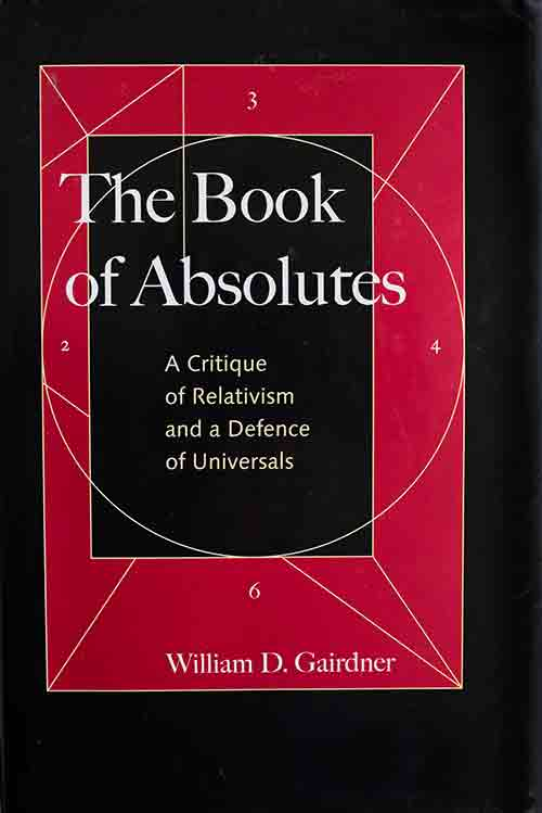 The Book of Absolutes book cover
