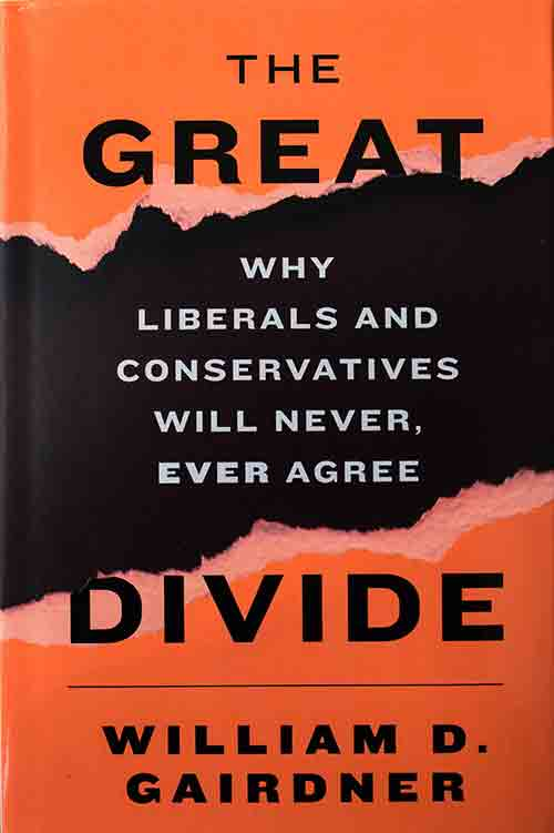 The Great Divide book cover