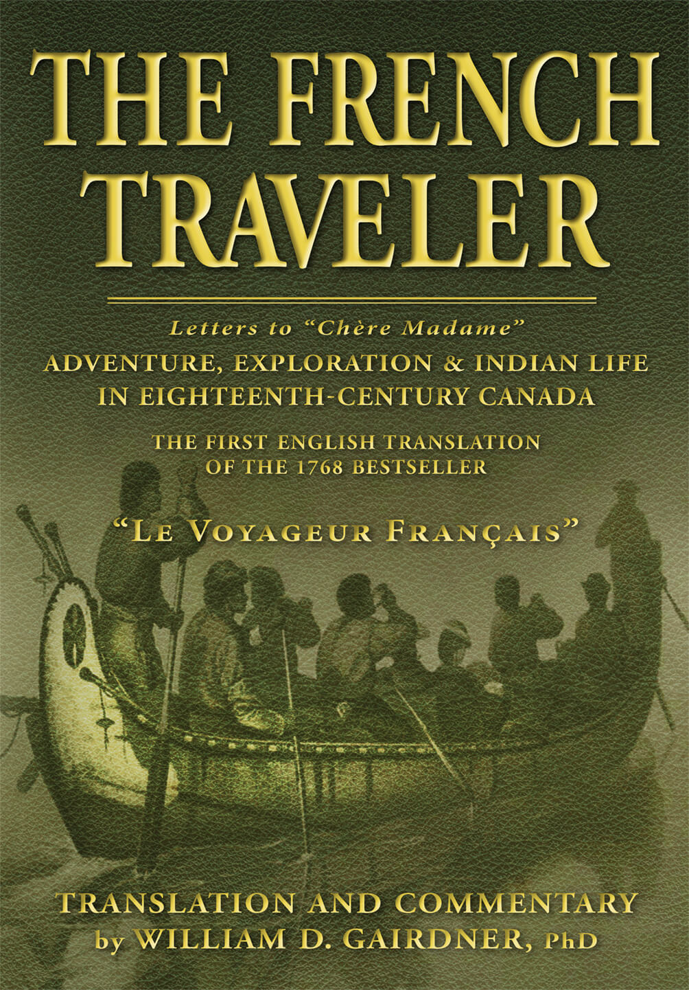 The French Traveler book cover